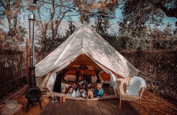 Campingred Las Lomas (Sierra de Granada)