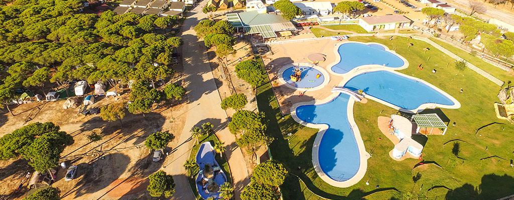 Camping Doñana (Huelva)