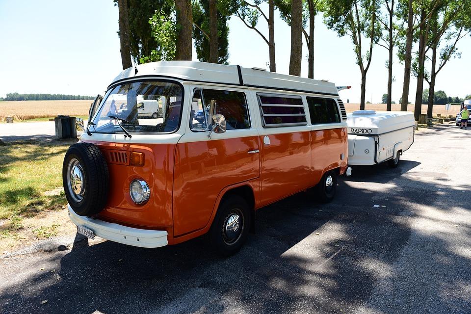Furgoneta Camper para viajar
