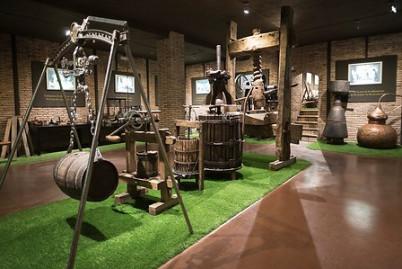 Bodega-Museo en El Ciego (Álava)