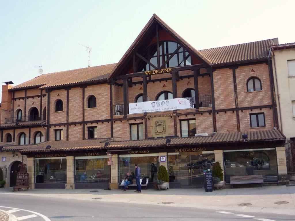 Hotel Bodega Agroturismo Valdelana