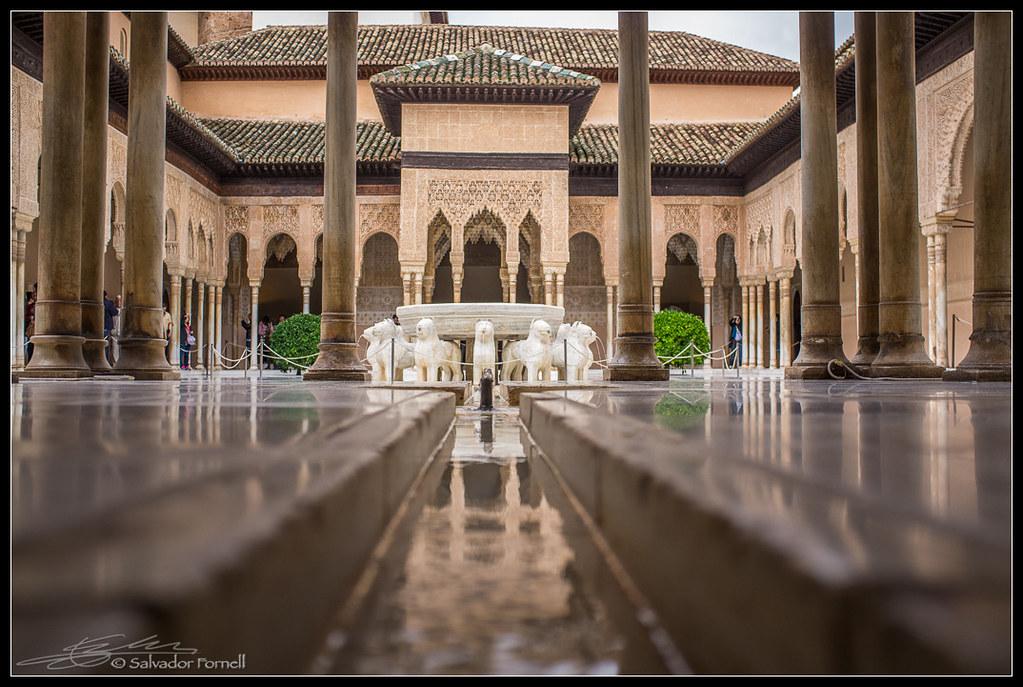 Alhambra y palacios nazaríes