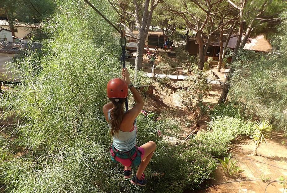 Actividades del camping Cabo Pino