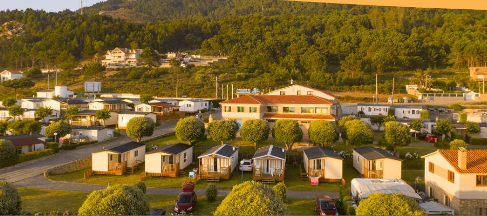 Alojamientos Camping O Muiño, Pontevedra.
