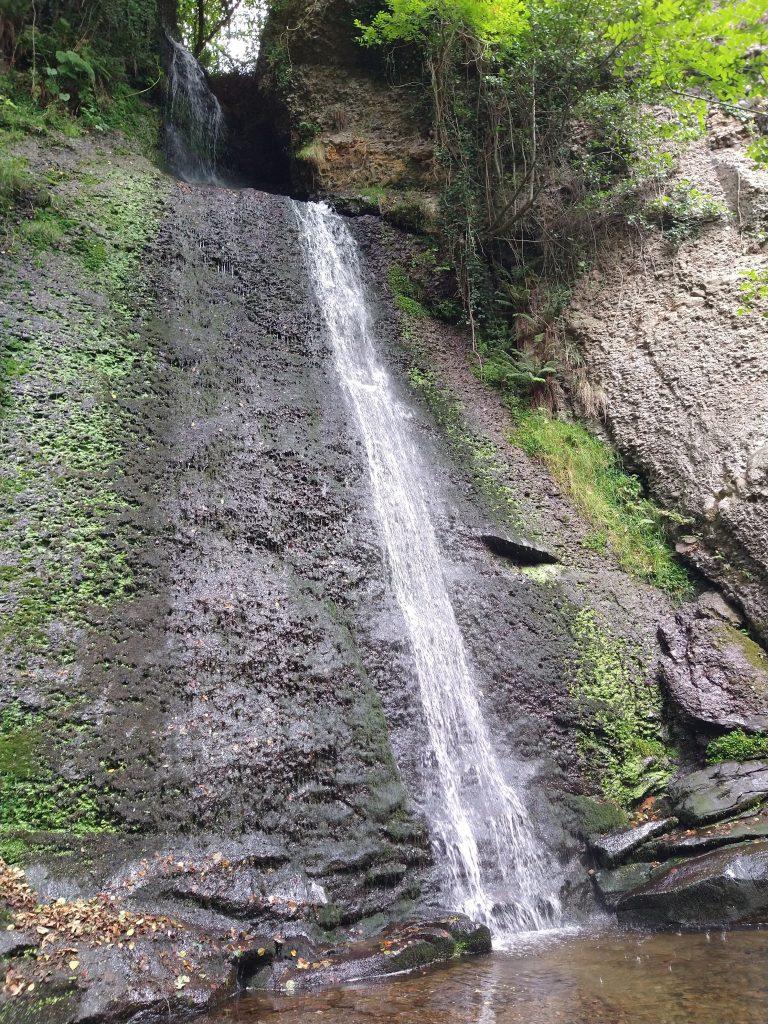 Cascada de la Igualta